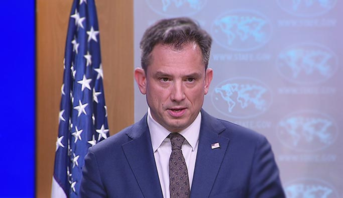 ABD Dışişleri Türkiye'yi tehdit etti: Uyarmıştık!