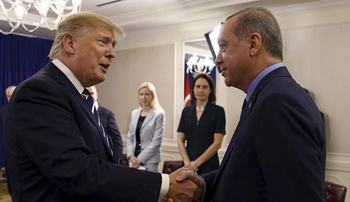 ABD'li yetkili: Trump, Erdoğan'a sempati duyuyor