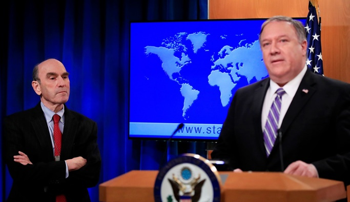 ABD'den Maduro açıklaması: Türkiye'nin desteği politikamıza ters