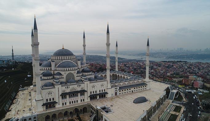 Çamlıca Camii'nin bilinmeyen özellikleri: Afet halinde 100 bin kişiyi barındırabilir