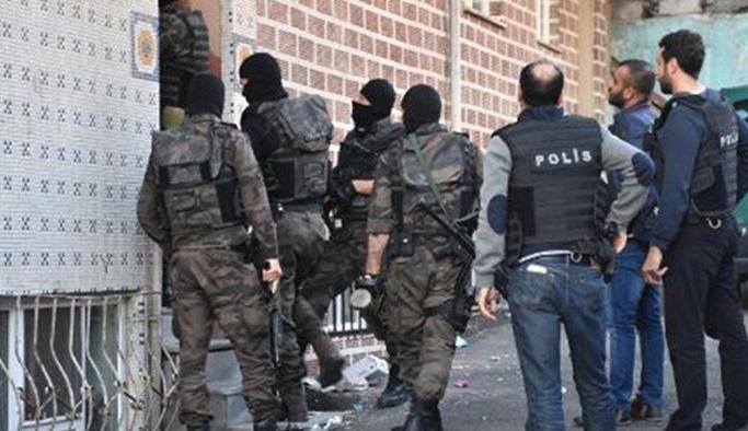 Ankara'da dev uyuşturucu operasyonu, 145 adrese baskın