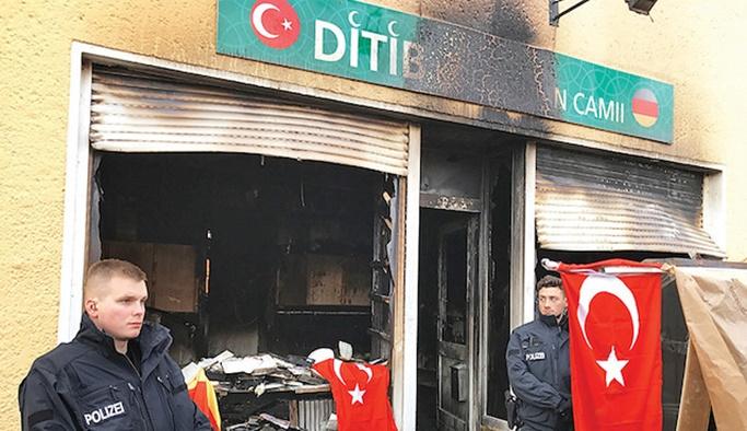 Avrupa'da artan İslam karşıtlığının resmi