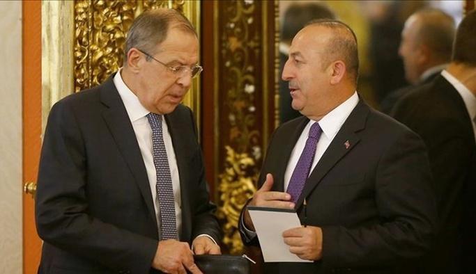 Çavuşoğlu'ndan Rusya vizesi açıklaması: Yoğun çaba harcıyoruz