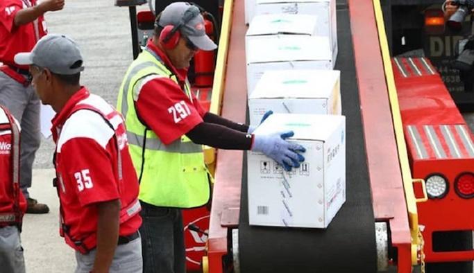 Çin'in gönderdiği 65 ton yardım Venezuela'ya ulaştı