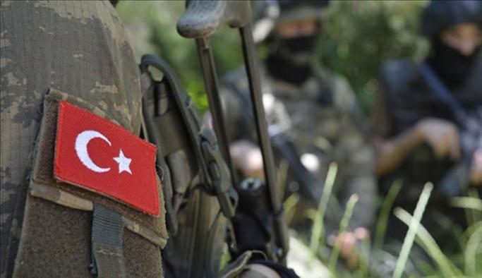 Cudi Dağı'nda EYP'li saldırı: 1 asker şehit oldu