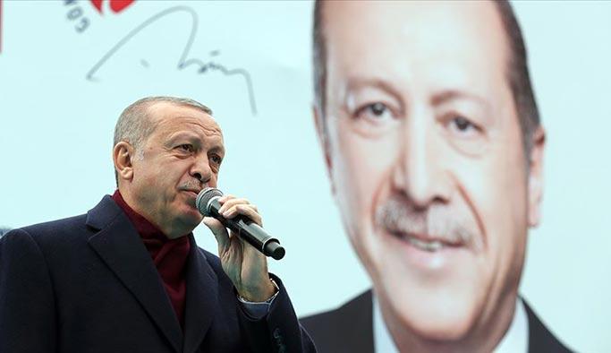 Cumhurbaşkanı Erdoğan'dan Ayasofya taleplerine cevap