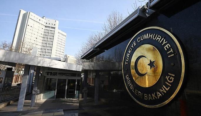Dışişleri Bakanlığı'ndan Kırım açıklaması: Fiili durumu tanımıyoruz