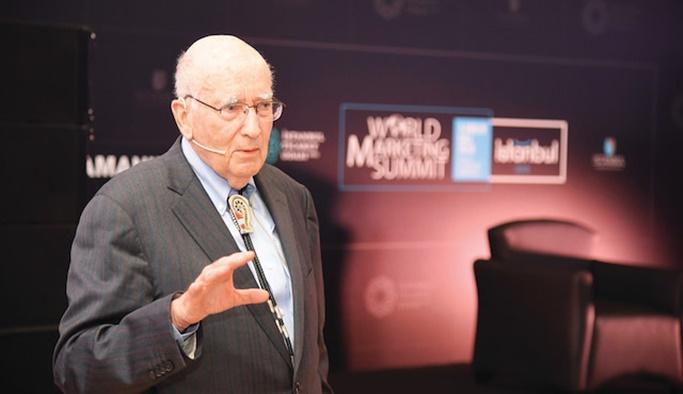 Dünyaca ünlü yönetim gurusu İstanbul'un kitabını yazıyor