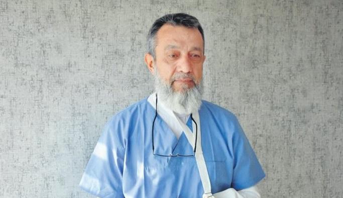 Eczacı eş hastane bastı, doktoru darp etti