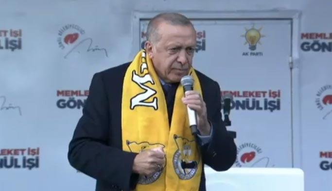 Erdoğan: Birileri kur manipülasyonuyla Türkiye'nin şahlanışını durdurmaya çalışıyor