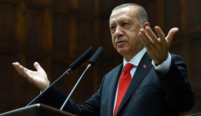 Erdoğan'dan İdris Naim Şahin'e sert sözler