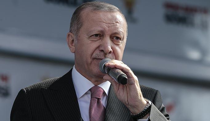 Erdoğan'dan kentsel dönüşüm çağrısı: Yeter ki boşaltın, kiranızı biz veriyoruz