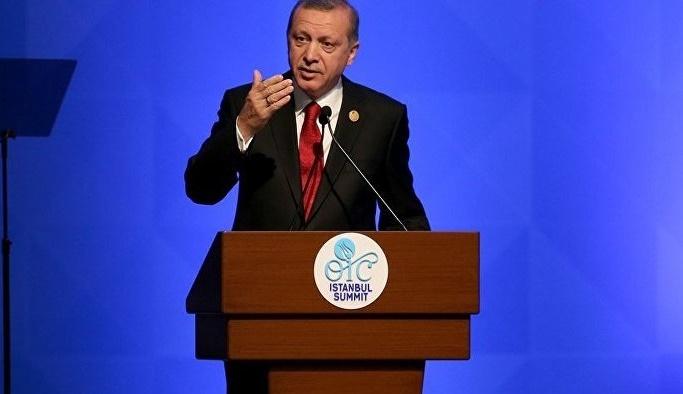 Erdoğan'dan Yeni Zelanda ve Golan açıklaması