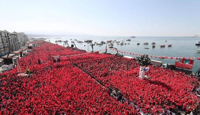Cumhur İttifakı'ndan ilk büyük miting