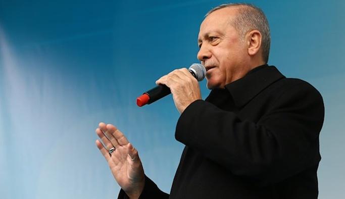 Erdoğan: Verilen mesajlar ilk değil