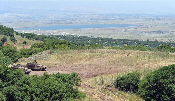 Esed rejiminin 52 yıllık Golan 'kartı'