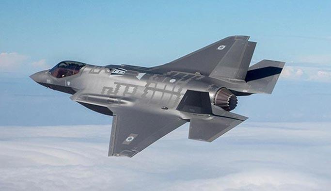 F-35'lerin ikisi Türkiye'ye teslim edildi