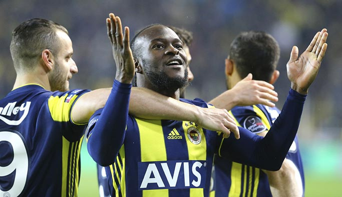 Fenerbahçe 2000'inci maçında güldü