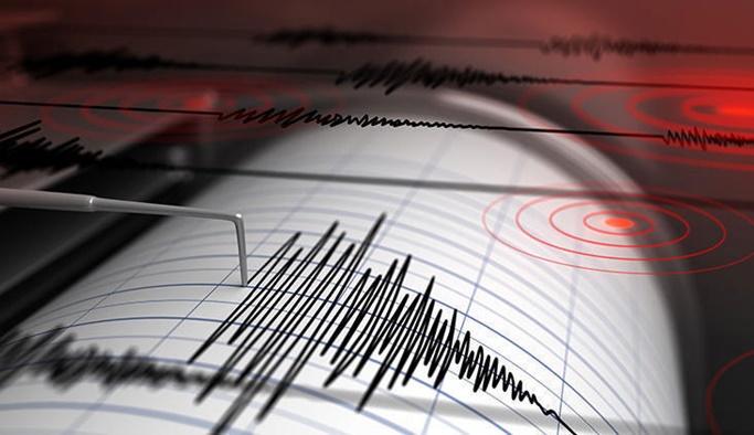 Fiji'de 6.2 büyüklüğünde deprem meydana geldi