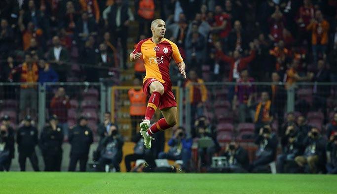 Galatasaray, Antalyaspor'u 5-0 yendi