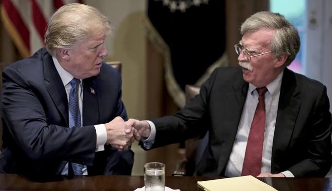 Gazeteciden Bolton'u zorlayan diktatör sorusu