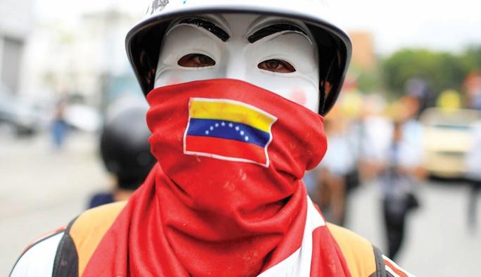 Gezi olaylarını yöneten akıl Venezuela'da