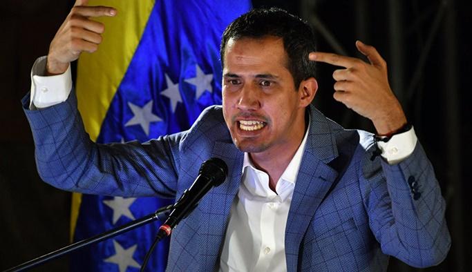 Guaido Venezuela'da suikast planları yapıyor
