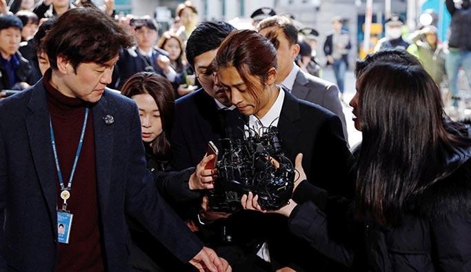 Güney Kore'de iğrenç skandal: Dünyaca ünlü şarkıcılar da içinde
