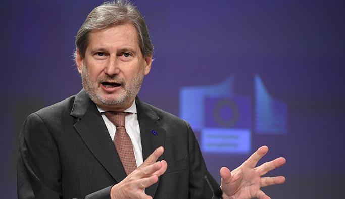 Hahn: Türkiye AB üyelik projesini bitirsin