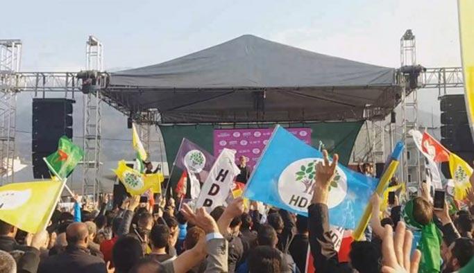 HDP bir kentte daha ittifaka oy vereceğini açıkladı