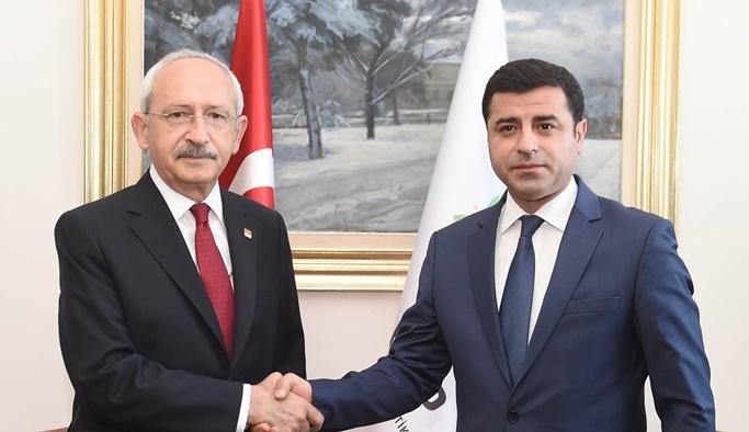 HDP-CHP'nin İttifakı 2015'ten