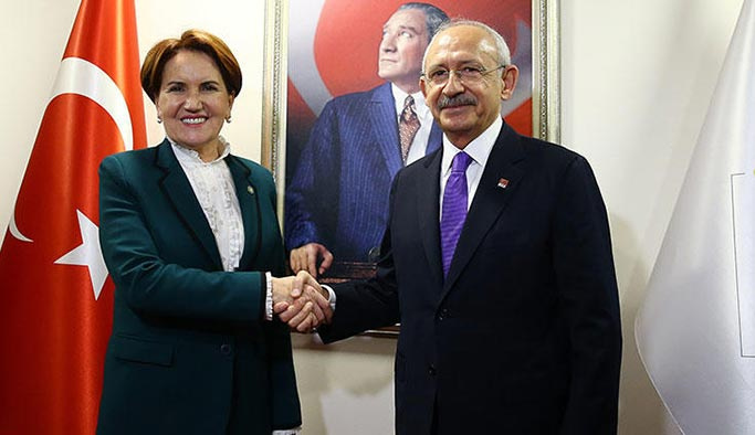 Hürriyet'ten 'CHP-İyi Parti ittifakı'na: Bizden değil HDP'den açıklama bekleyin