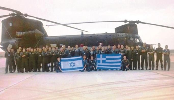 İsrail Yunanistan'ın Girit adasına üs kuruyor