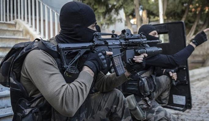 İstanbul'da eylem hazırlığı yapan 2 PKK'lı terörist yakalandı