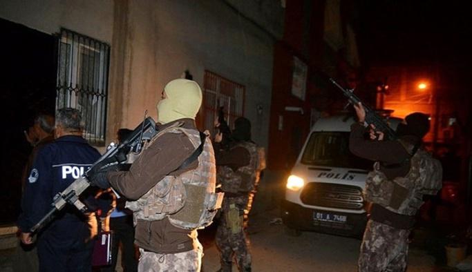İzmir'de nevruz kutlamaları öncesi eylem planı yapan teröristler yakalandı