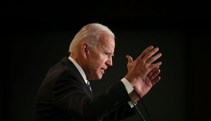 Joe Biden ABD başkan adayı olduğunu açıkladı