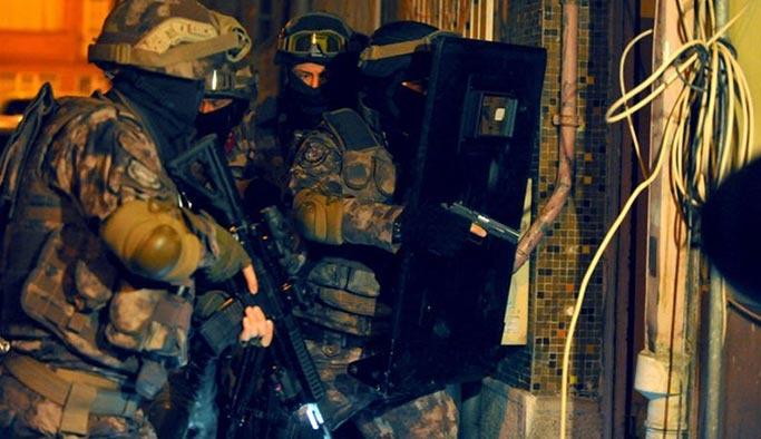 Kırmızı bültenle aranan kadın DEAŞ üyesi Bursa'da yakalandı