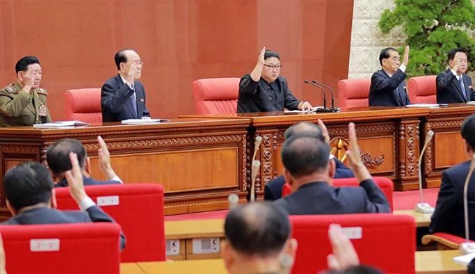 Kuzey Kore'de seçim: Lider Kim'in ismi listede yok