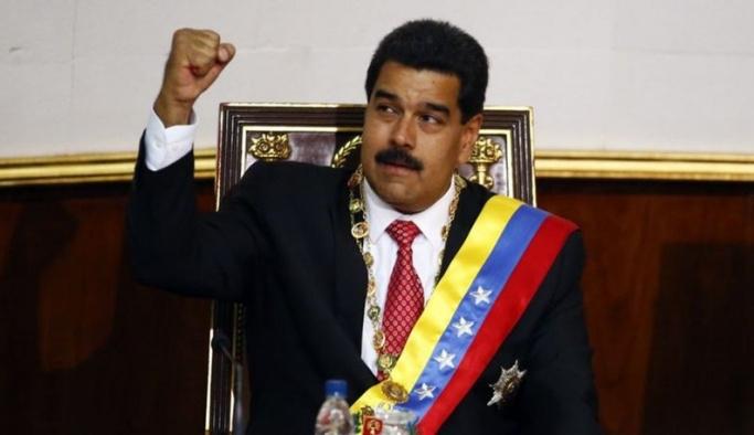 Maduro hükümette değişikliğe gidiyor