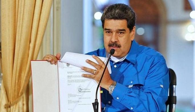 Maduro, elektrik kesintisinden ABD'yi sorumlu tuttu