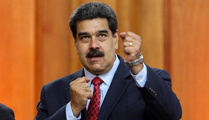 Maduro: Elimizde kanıtlar var, ABD yaptı