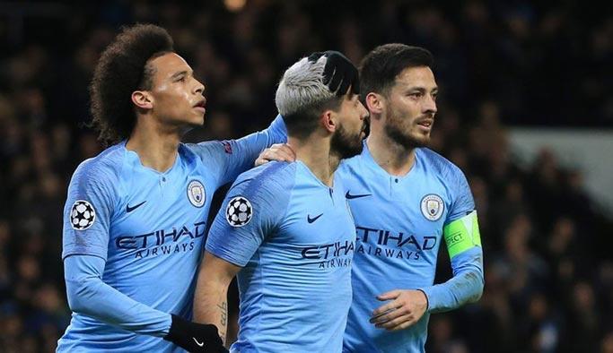 Manchester City rövanşı da farklı kazandı