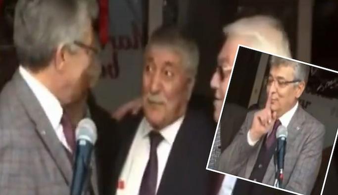 Mikrofon açık kalınca CHP ve HDP'lilerin gerçek yüzü ortaya çıktı
