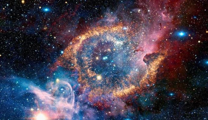 NASA 'evrenin sesi'ni yayınladı