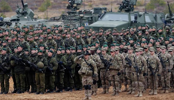 NATO'dan Türkiye'ye askeri müdahale provası