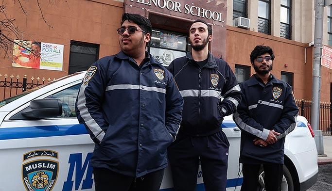 New York'taki Müslümanlar kendi güvenliğini sağlamaya başladı