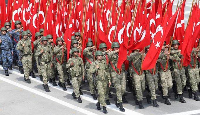 Ortadoğu'nun en güçlü orduları listesi belli oldu