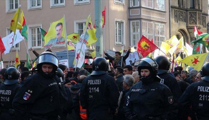 PKK yandaşlarından Almanya'da devlet kanalını işgal girişimi
