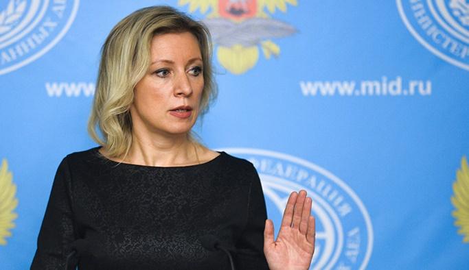 Rusya'dan NATO Genel Sekreterine: Yalancı