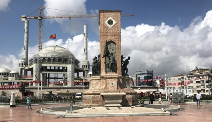Taksim'e cami New York Times'ı rahatsız etti